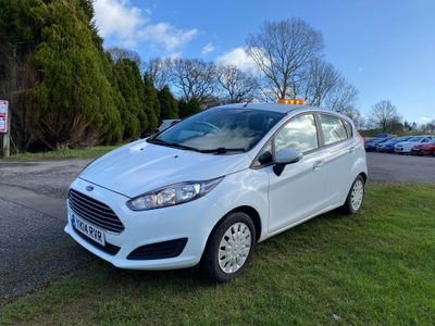 Ford Fiesta Hatchback 1.6 TDCi ECOnetic Style (s/s) 5dr