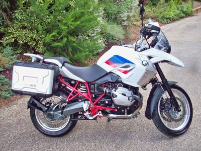 BMW R1200GS Adventure 1200 GS Rallye