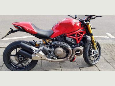 Ducati Monster 1200 Naked 1200 S ABS Naked