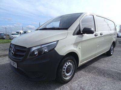 Mercedes-Benz Vito Panel Van 1.6 111 CDi FWD L3 EU5 5dr