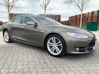 Tesla Model S Saloon E 85D CVT 4x4 5dr (Nav)