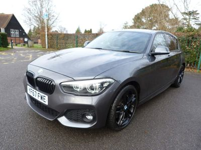 BMW 1 Series Hatchback 1.5 118i M Sport Shadow Edition Sports Hatch (s/s) 5dr