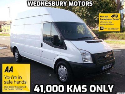 FORD TRANSIT Panel Van 350 Long W/Base High Top 125ps