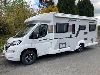 Elddis Autoquest 196 Coach Built SUPREME 1 OWNER 1600 MILES DELIVERY POSSIBLE