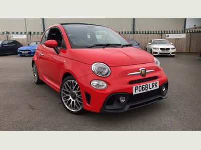 Abarth 595C Convertible 1.4 T-Jet 70th Cabrio 2dr