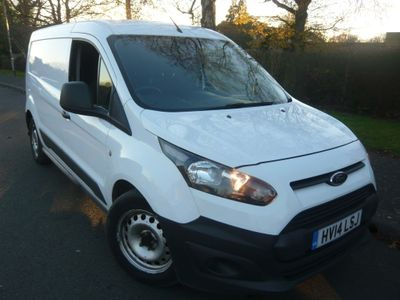 Ford Transit Connect Combi Van 1.6 TDCi 210 ECOnetic L2 4dr