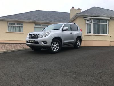 TOYOTA LAND CRUISER SUV 2.8 Utility Commercial 3dr