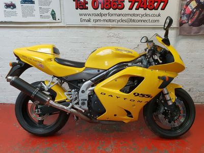 Triumph Daytona 955 Super Sports 955i