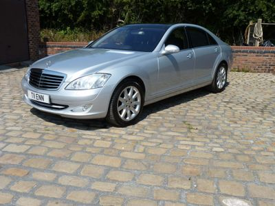 Mercedes-Benz S Class Other 5.5 S600 L 4dr