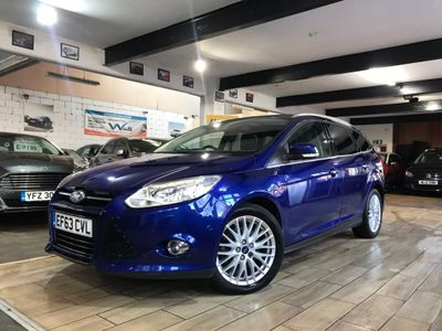 Ford Focus Estate 2.0 TDCi Titanium X Navigator Navigator Powershift 5dr