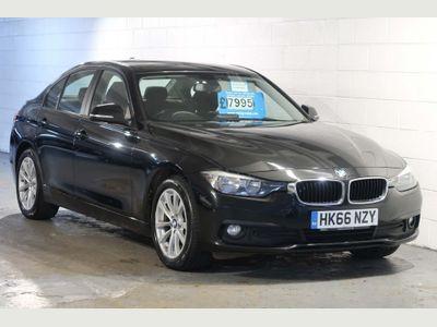 BMW 3 Series Saloon 2.0 318d SE Auto (s/s) 4dr