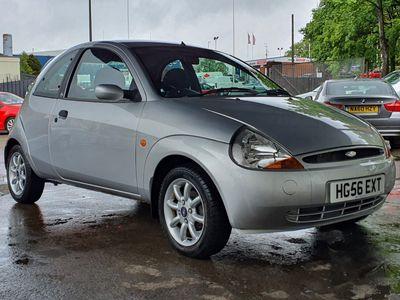 Ford Ka Hatchback 1.3 Zetec Climate 3dr