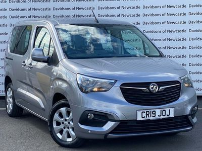 Vauxhall Combo Life MPV 1.5 Turbo D BlueInjection Energy (s/s) 5dr (7 Seat)