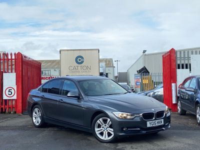 BMW 3 Series Saloon 2.0 320d Sport xDrive (s/s) 4dr