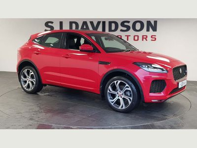 Jaguar E-PACE SUV 2.0d First Edition Auto AWD (s/s) 5dr