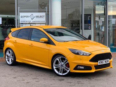 Ford Focus Hatchback 2.0T EcoBoost ST-3 (s/s) 5dr