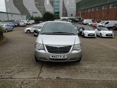 Chrysler Grand Voyager MPV 2.8 CRD Signature 5dr