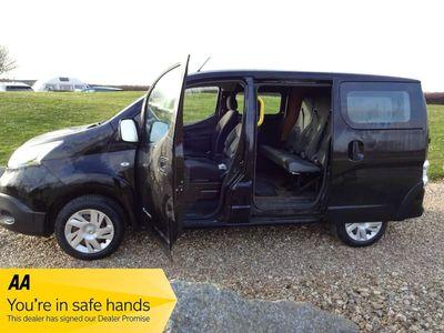 Nissan e-NV200 Panel Van Acenta Auto 5dr (5 Seat)