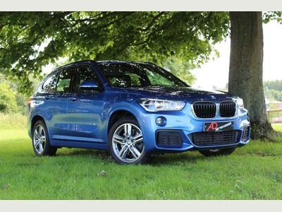 BMW X1 SUV 2.0 20i M Sport Auto xDrive (s/s) 5dr