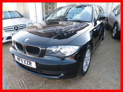 BMW 1 Series Hatchback 2.0 116i ES 3dr