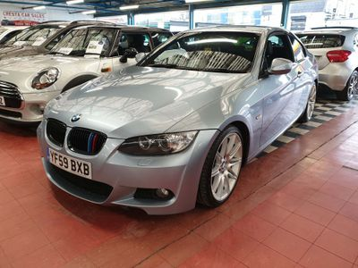 BMW 3 Series Coupe 3.0 330d M Sport Highline 2dr