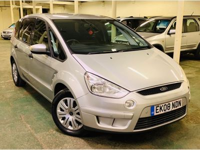Ford S-Max MPV 2.0 Edge 5dr