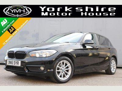 BMW 1 Series Hatchback 1.5 116d SE Auto (s/s) 5dr