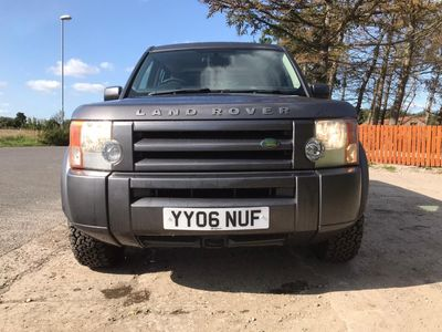 Land Rover Discovery 3 SUV 2.7 TD V6 5dr (5 Seats)