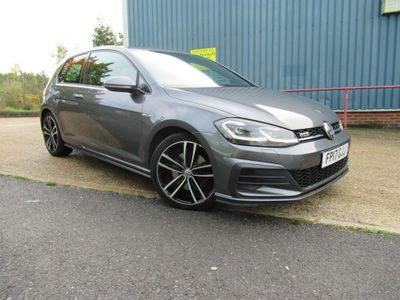 Volkswagen Golf Hatchback 2.0 TDI BlueMotion Tech GTD (s/s) 3dr