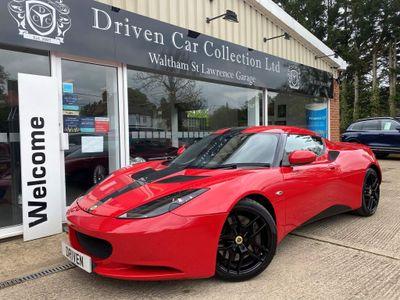 Lotus Evora Coupe 3.5 VVT-i V6 2+0 Coupe 2dr