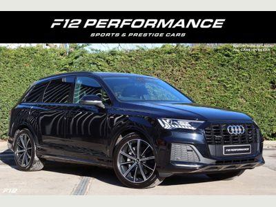 Audi Q7 SUV 3.0 TDI V6 50 Black Edition Tiptronic quattro (s/s) 5dr