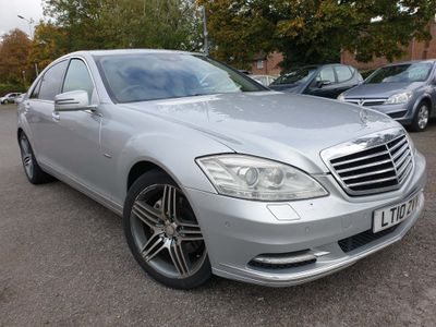Mercedes-Benz S Class Other 3.0 S350 CDI BlueEFFICIENCY L 7G-Tronic 4dr