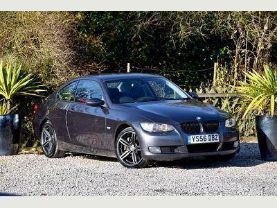 BMW 3 Series Coupe 3.0 330d SE 2dr