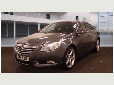Vauxhall Insignia Hatchback 1.8 16V SRi VX Line 5dr