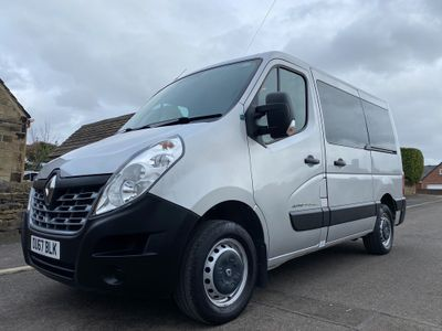 Renault Master Panel Van 2.3 dCi 28 Business Quickshift FWD SWB EU6 5dr