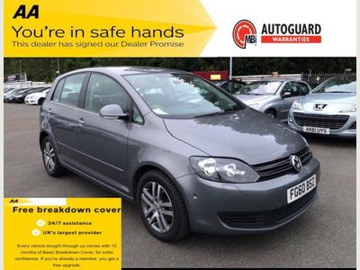 VOLKSWAGEN GOLF PLUS Hatchback 1.6 TDI BlueMotion Tech SE 5dr