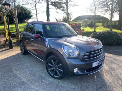 MINI Countryman SUV 1.6 Cooper D Park Lane ALL4 (s/s) 5dr