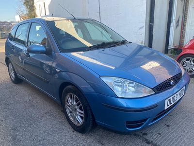 Ford Focus Hatchback 1.8 TDdi LX 5dr (sun roof)