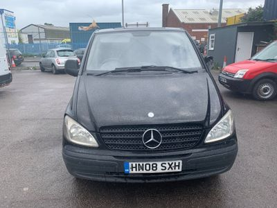 Mercedes-Benz Vito Panel Van 2.1 111CDI Dualiner Basic Long Panel Van 5dr