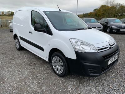 Citroen Berlingo Panel Van 1.6 HDi 850 Enterprise L1 5dr