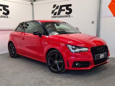 Audi A1 Hatchback 1.2 TFSI S line Style Edition 3dr