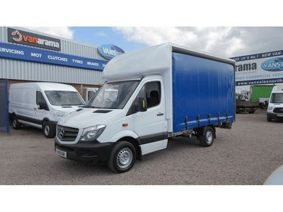 Mercedes-Benz Sprinter Curtain Side 313cdi