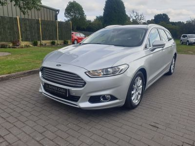 Ford Mondeo Estate 1.6 TDCi ECOnetic Titanium (s/s) 5dr