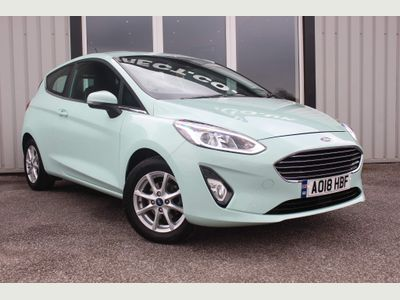 Ford Fiesta Hatchback 1.0T EcoBoost Zetec B&O Play Series (s/s) 3dr