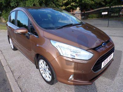 Ford B-Max MPV 1.0T EcoBoost Titanium (s/s) 5dr (EU5)