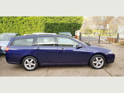 Honda Accord Estate 2.2 i-CDTi Executive Tourer 5dr