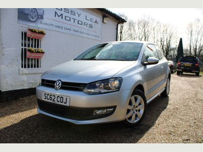Volkswagen Polo Hatchback 1.2 TDI Match 3dr