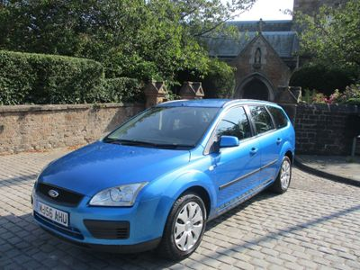 Ford Focus Estate 1.6 TDCi DPF LX 5dr
