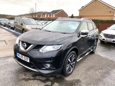 Nissan X-Trail SUV 1.6 dCi Tekna 4WD (s/s) 5dr