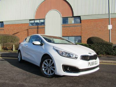 Kia ProCeed Hatchback 1.6 CRDi 2 DCT (s/s) 3dr